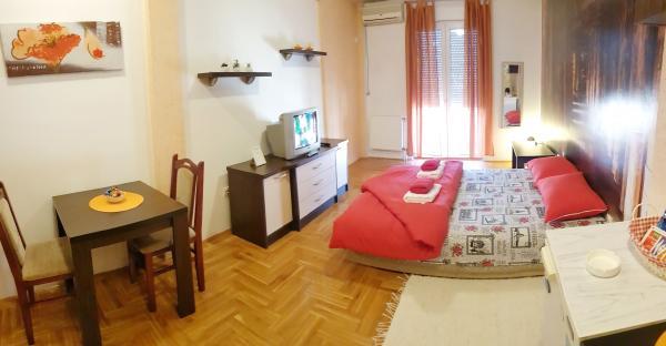 Stan na dan Novi Sad, Prenoćište, Dnevni smeštaj 2000din
