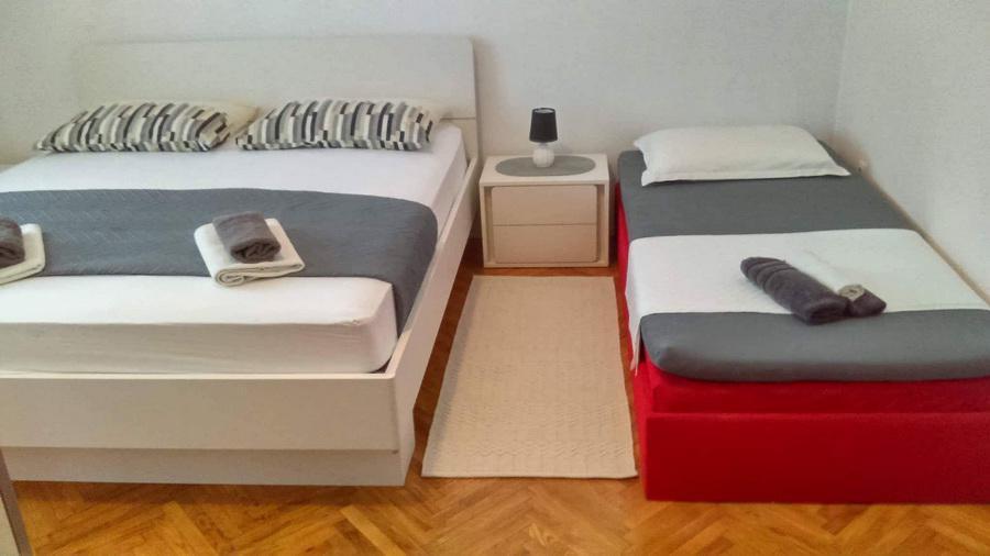 Apartman Benić 2+2 - Pašman