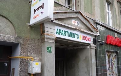Boutique Guest House EMPL 74 - četverokrevetna soba - Sarajevo