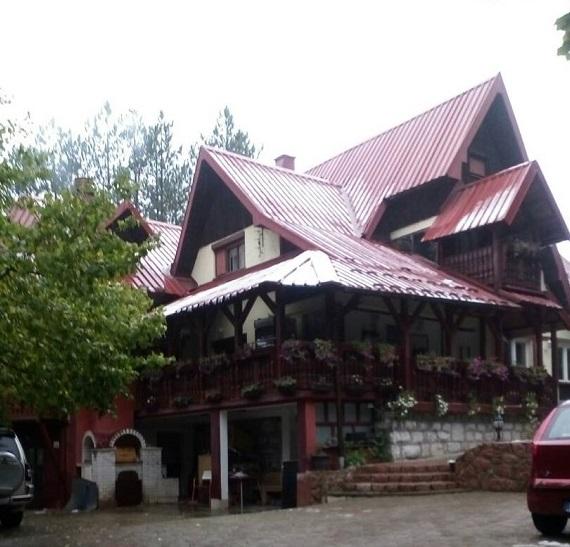 Apartman Miris borova (četvorokrevetni) - Zlatibor