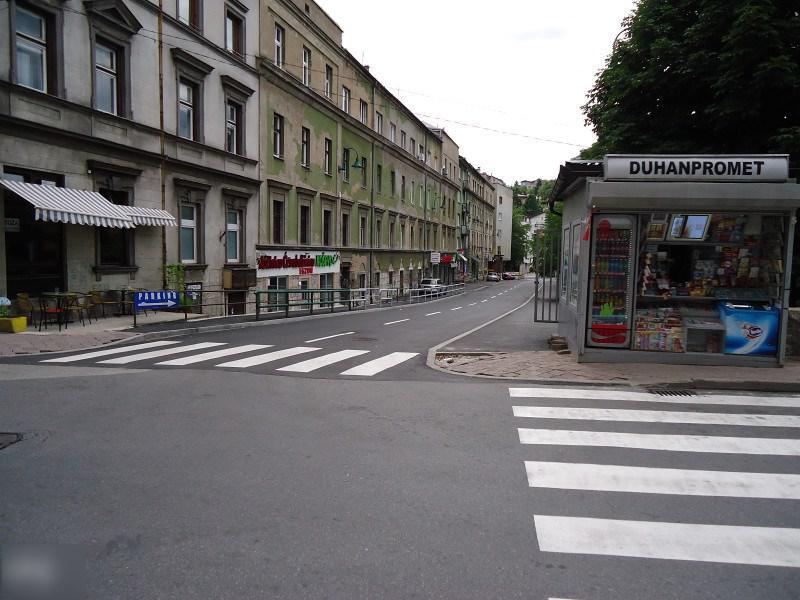 Boutique Guest House - Dvokrevetna soba - Sarajevo