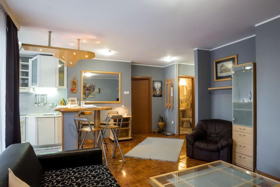 Grey apartman - Novi Sad