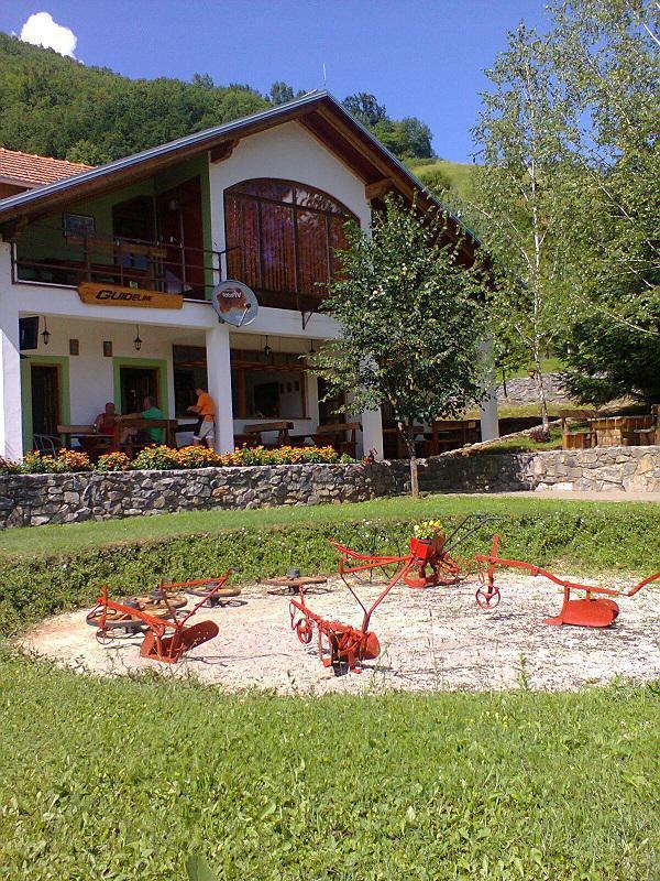 Turističko-rekreativni centar Oaza mira - Sanica